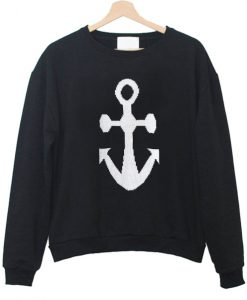 anchor new logo sweatshirt