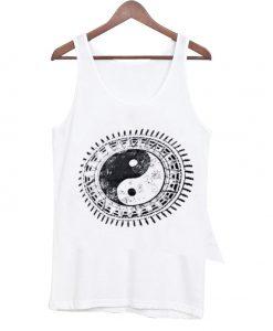 yin yang tanktop