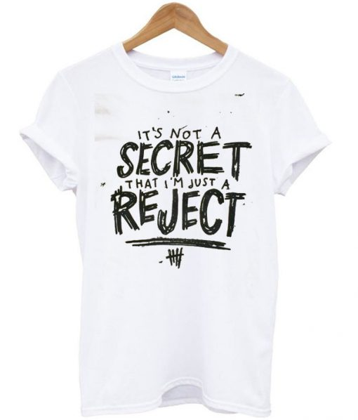 5 Seconds of Summer REJECTS t-shirt