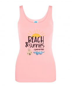 Beach and Sunnies Tanktop