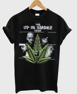 The Up In Smoke Tour T shirt