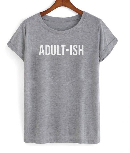 adultish shirt