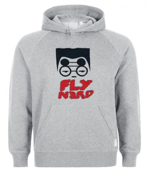 fly nerd a different world hoodie