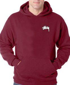 stussy clasic hoodie