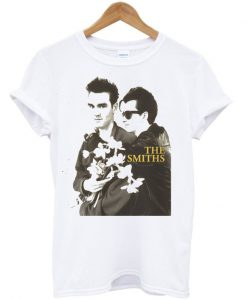 the smith band  t shirt