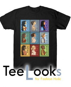 She Series Collage T-shirt