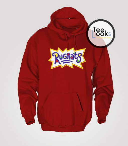 Rugrats Chest Hoodie