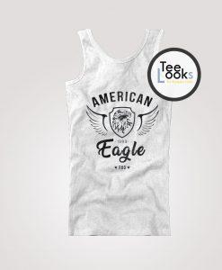 American Eagle Graphic Tank Top