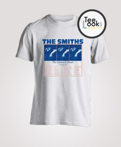 The Smiths Queen is Dead T-shirt