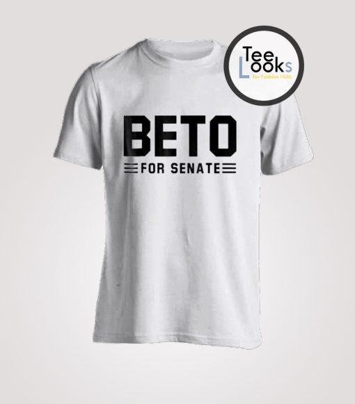 US Texas Vote Beto For Senate T-Shirt