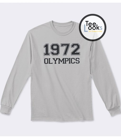 1972 Olympic Sweatshirt