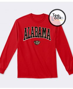 Alabama Crimson Tide Vintage Sweatshirt