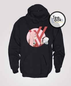 Zero Two Darling in the Franxx Hoodie