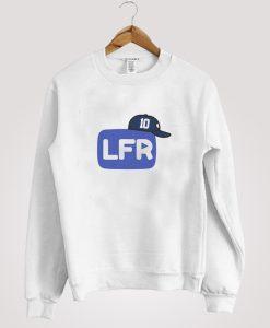 10th Season Making LFR Videos Sweatshirt