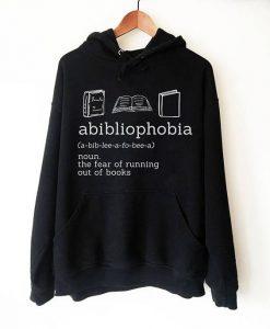 Abibliophobia Hoodie DN