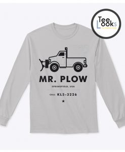 Mr PLOW Sweatshirt