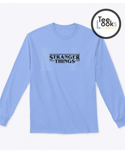 Stranger Things Blue Sky Sweatshirt
