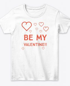 Be My Valentine Women's Classic T-Shirt IGS