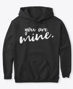 Boyfriend Girlfriend Love Be Mine Valentine Hoodie IGS