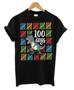 100 Days Smarter School Party 100th Day of School School T shirt IGS
