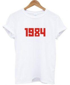 1984 T-shirt RE23