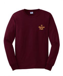 51 Avenue Park Sweatshirt IGS