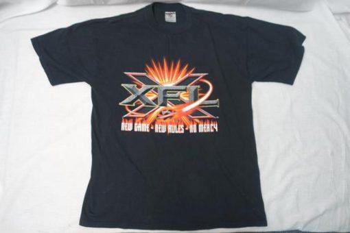 XFL Vintage T-shirt RE23