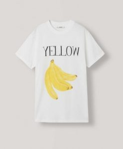 Yellow Banana T-shirt RE23