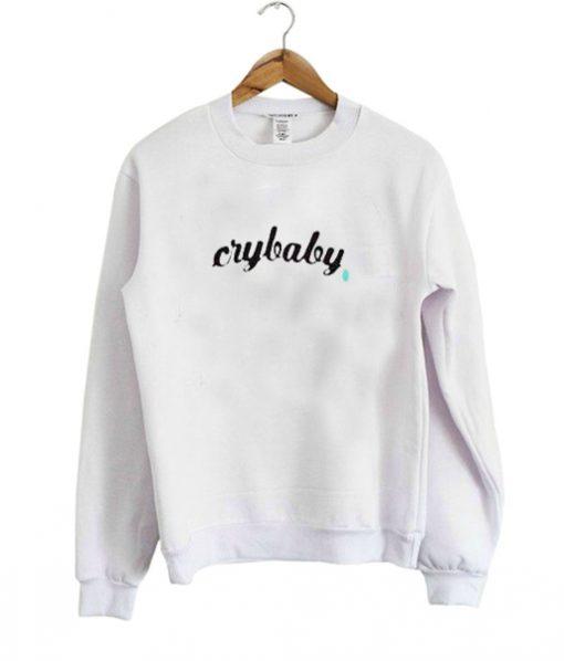 cry baby sweatshirt IGS