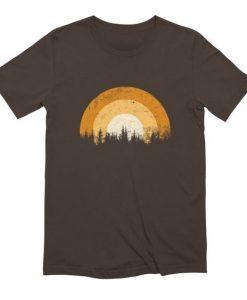 Vintage Landscape T-shirt REW