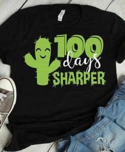 100 Days of School TSHIRT ZX06