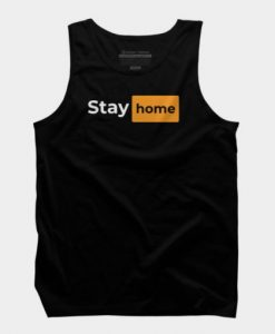 Stay home Tank Top ADR