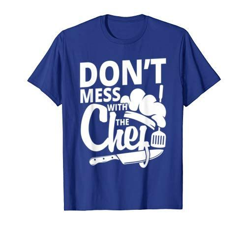 Chef kitchen T Shirt ZX06