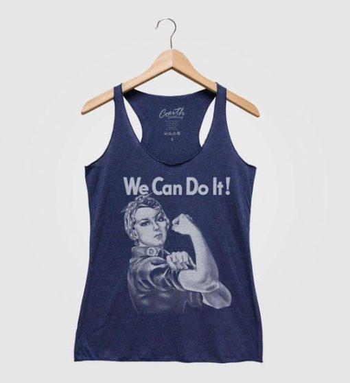 WE CAN DO IT TANK TOP ZX06