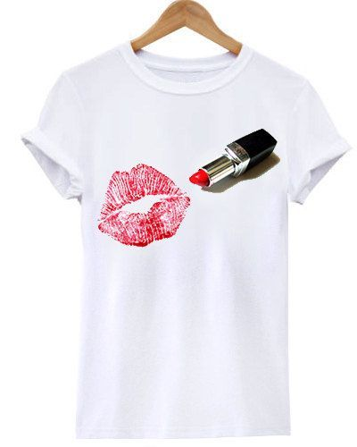 YOUR LIPS T-SHIRT DN23